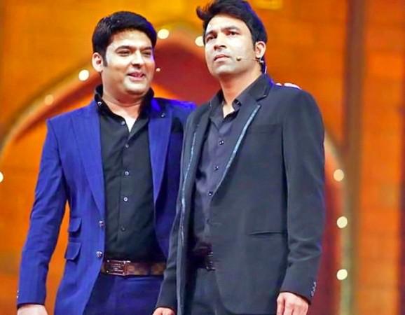Kapil Sharma, Chandan Prabhakar