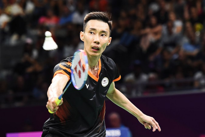 Badminton great Lee seals Commonwealth hat-trick