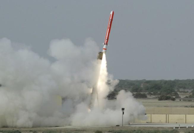 Babur missile