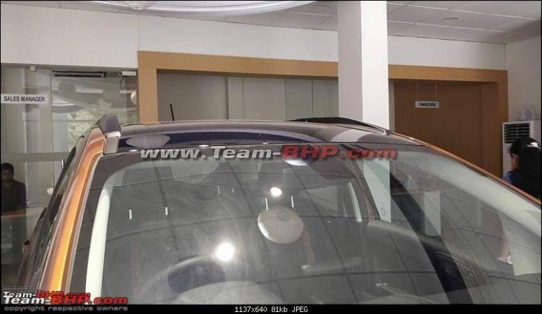 Ford EcoSport Signature edition, Titanium S