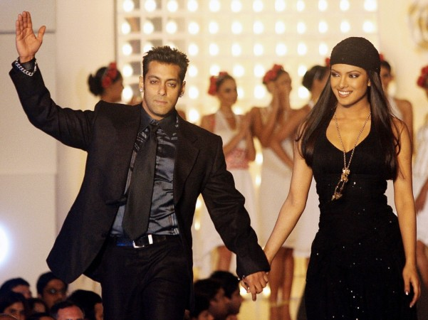 Priyanka and Salman