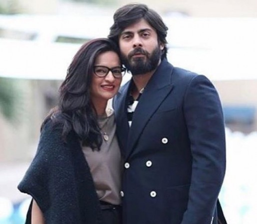 Fawad Khan celebrates wife's birthday