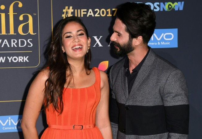 Shahid Kapoor and Mira Rajput announce pregnancy in the sweetest way!