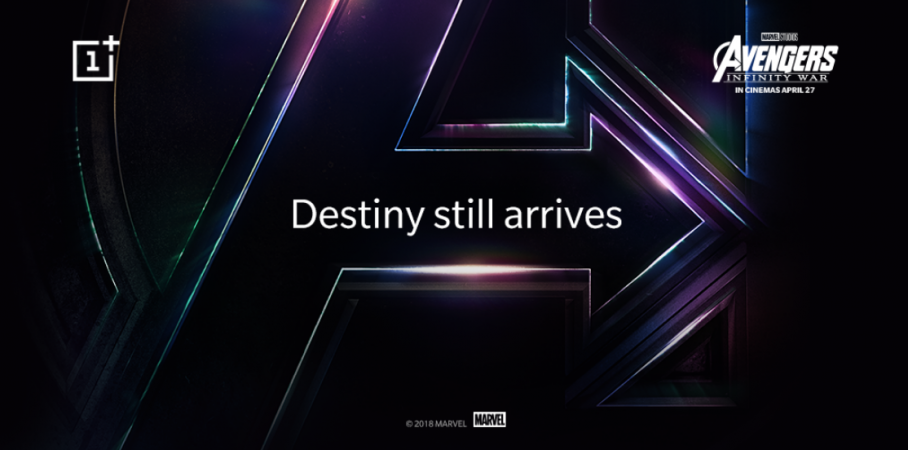 OnePlus 6, Avengers, Infinity War, India, launch