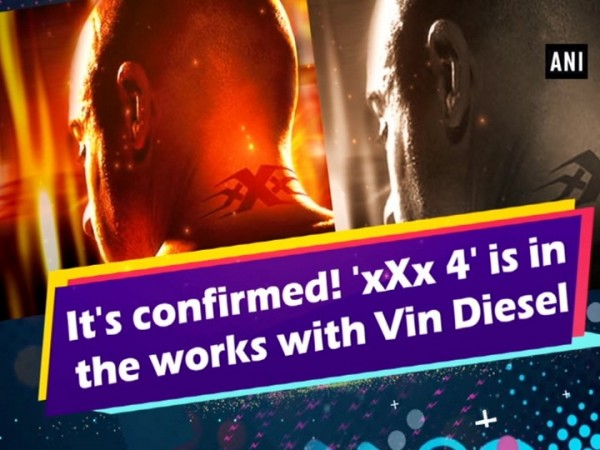 'xXx 4' is in the works with Vin Diesel