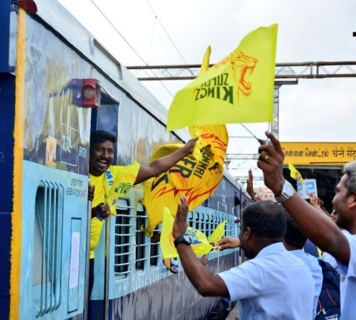 IPL 2018: CSK fans ask for passes, get special Pune train