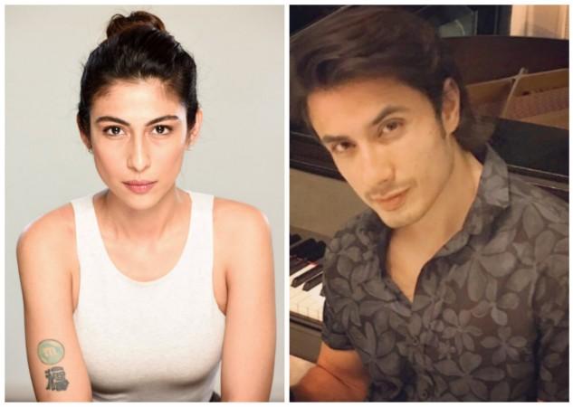 Ali Zafar accused of sexual harassment by Pakistani Actress Meesha Shafi