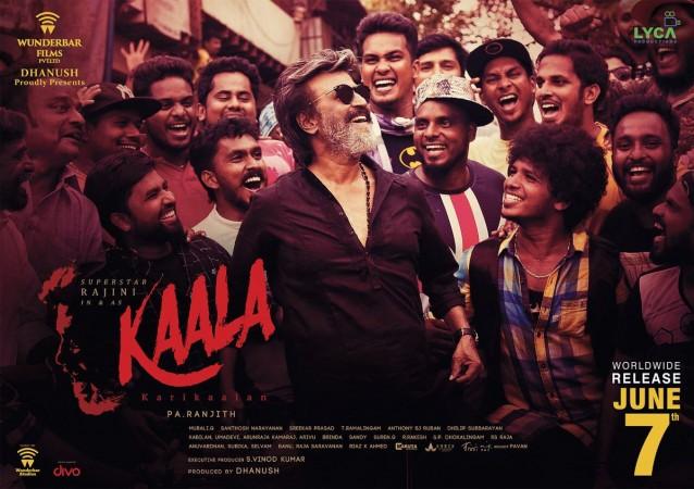 Rajinikanth Kaala Release Date