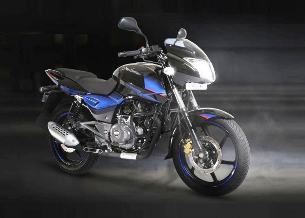 2018 Bajaj Pulsar 150 Twin Disc