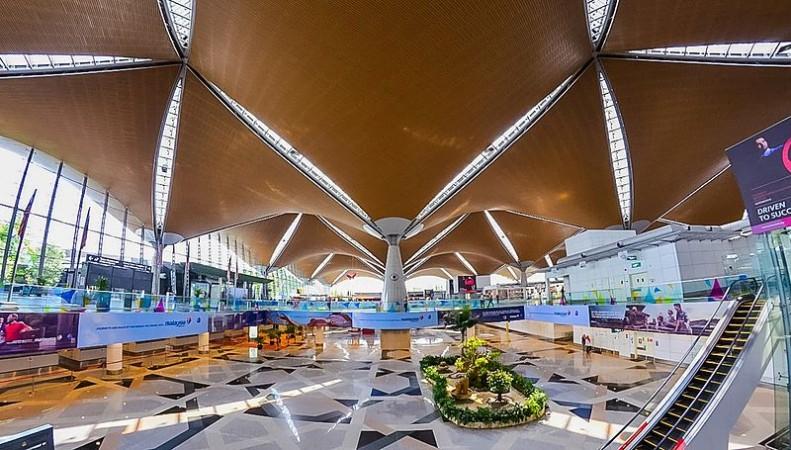 Malaysian airport