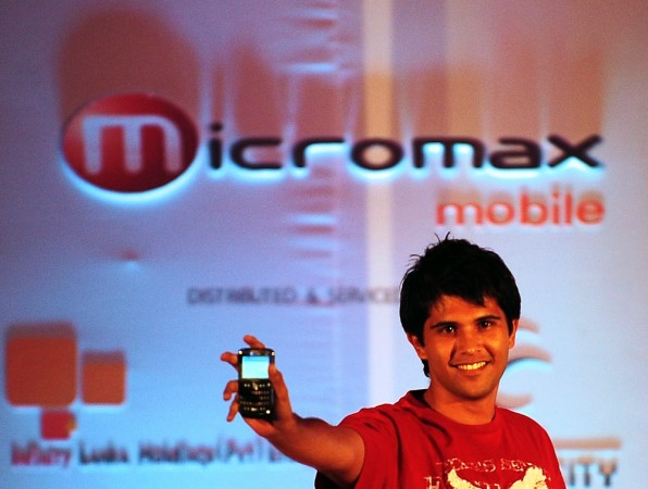 Micromax electric vehicles