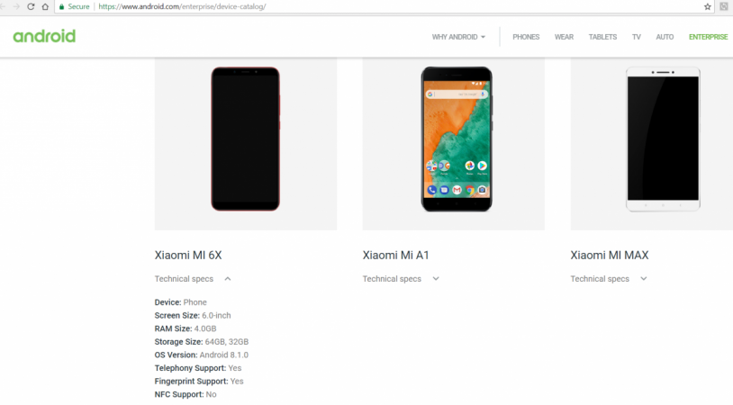 Xiaomi to offer more Android One devices in the future