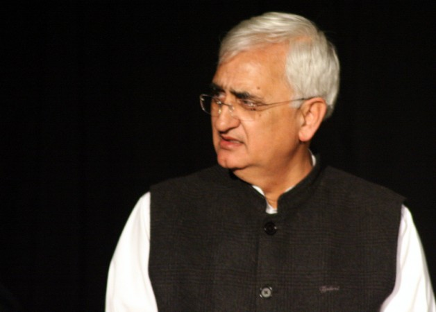 We have Muslims' blood on our hands: Salman Khurshid