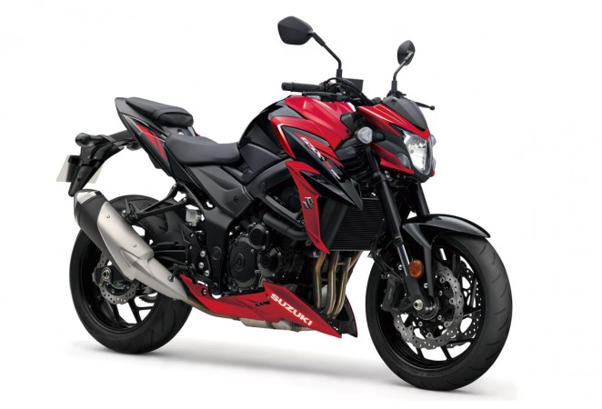 Suzuki Motorcycle drives in GSX-S750 in India at Rs 7.45 lakh