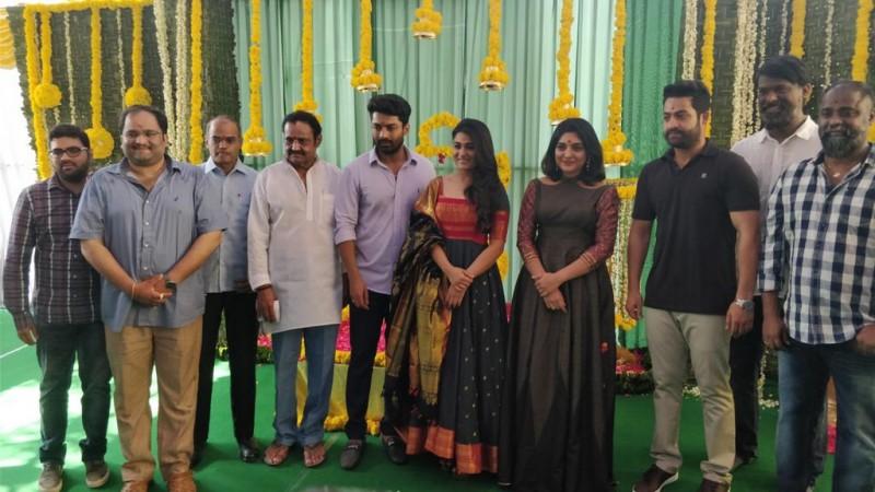 Nandamuri hero to romance 'Arjun Reddy' beauty Shalini