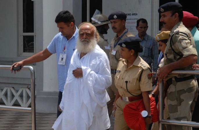 self-styled godman Asaram Bapu