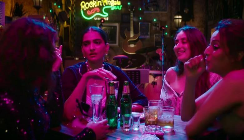 Veere Di Wedding Trailer.Veere Di Wedding Trailer Sonam Kareena S Film May Lock Horns With