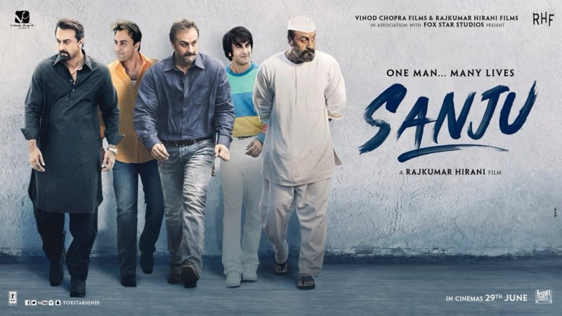 Image result for sanju movie review
