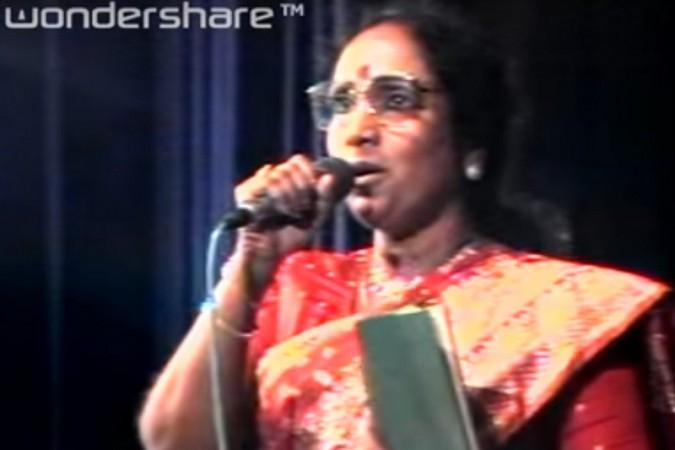 MS Rajeswari