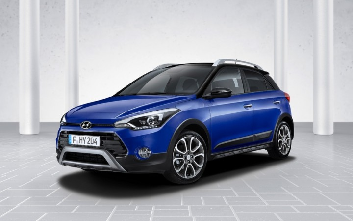 2018 hyundai i20 active facelift revealed to rival ford. Black Bedroom Furniture Sets. Home Design Ideas