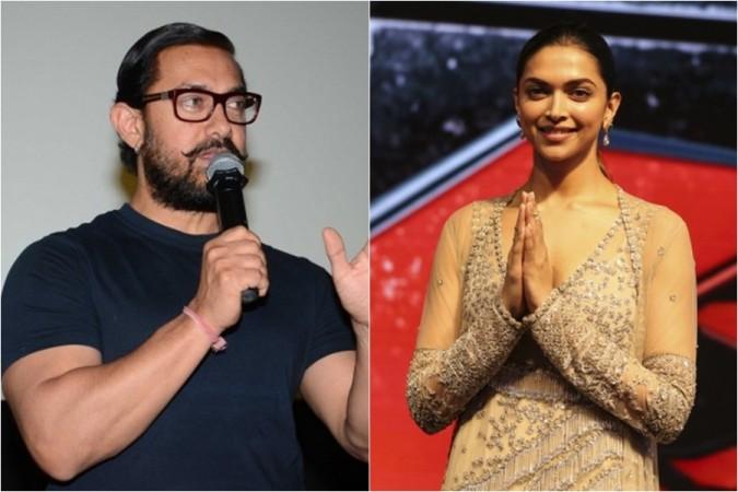 Aamir Khan, Deepika Padukone