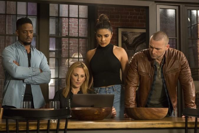 Quantico season 3, Priyanka Chopra