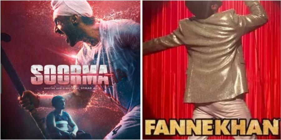 Soorma and Fanne Khan