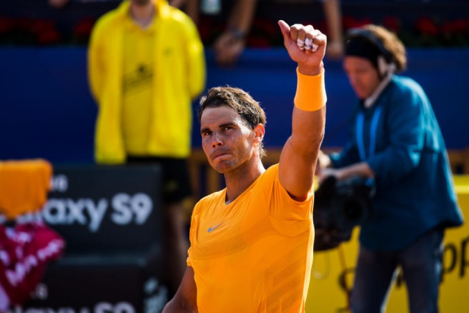 Barcelona Open: Nadal faces Goffin challenge for final spot