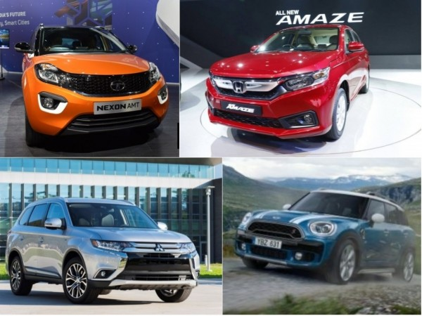 Upcoming car launches in May 2018