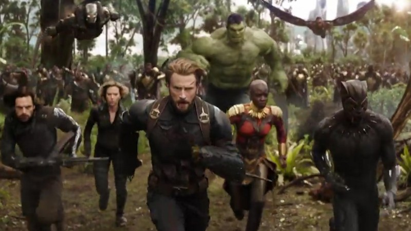 'Avengers: Infinity War' Makes Box Office History