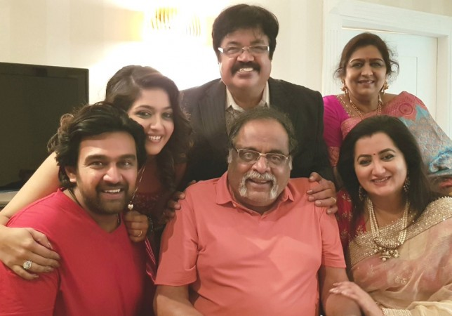 Chiranjeevi Sarja-Meghana Raj's marriage: Sandalwood biggies to ...