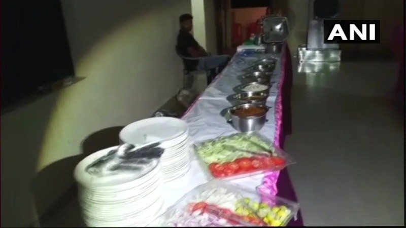 UP Minister visits Dalit's home for dinner, orders food from outside