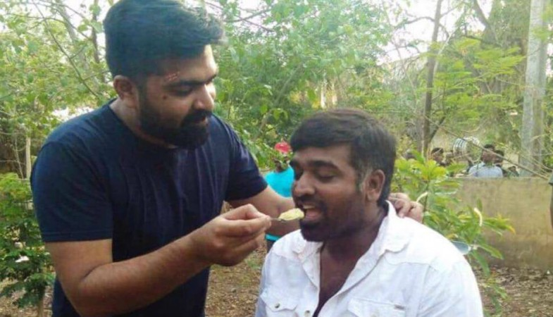 Bonding And Bonhomie On The Sets Of 'Chekka Chivantha Vaanam'