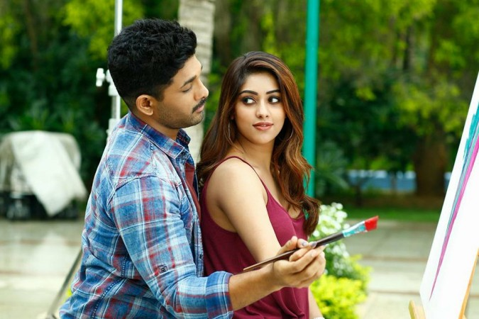 The first review of Naa Peru Surya Naa Illu India