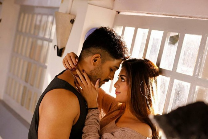 'Son' stroke for Naa Peru Surya