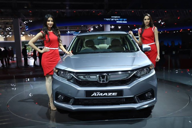 Honda Amaze production begins in India; Launch soon