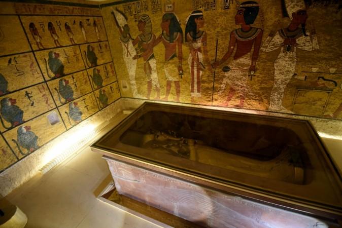 King Tutenkhamun's tomb