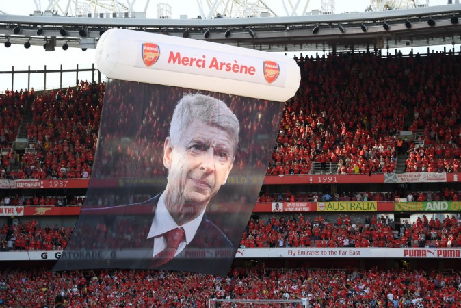 It's not easy to say goodbye, says Wenger