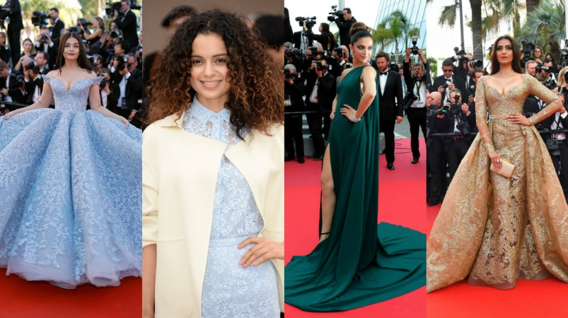 Cannes 2018: Kangana Ranaut, Sonam Kapoor and others ...