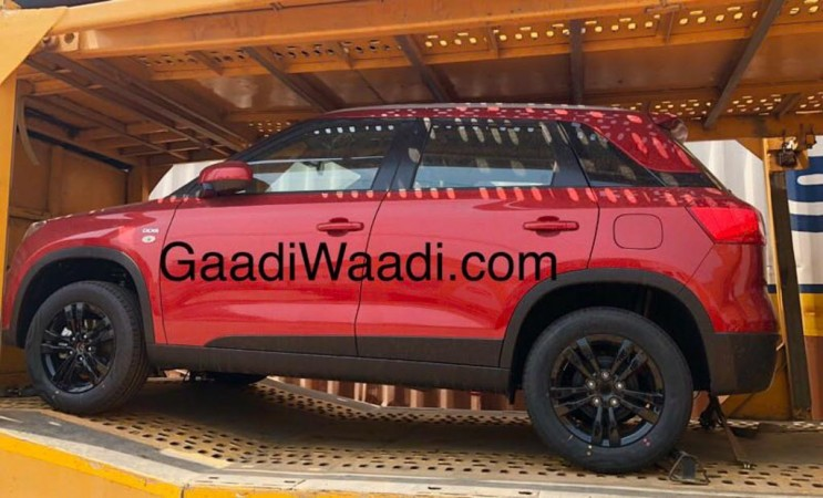 Maruti Suzuki Vitara Brezza to be launched with AMT gearbox soon