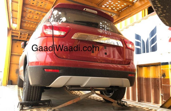 Maruti Suzuki Vitara Brezza spied, launch soon, details out