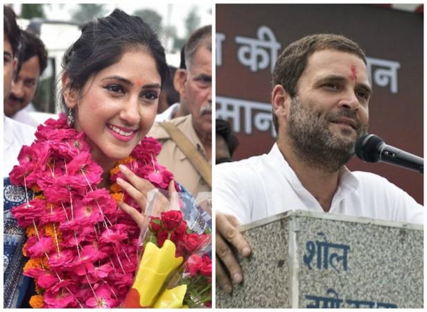 Aditi Singh rubbishes rumors of wedding with Rahul Gandhi