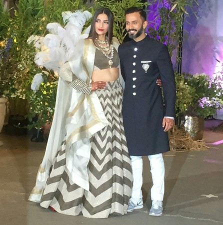 Sonam Kapoor, Anand Ahuja