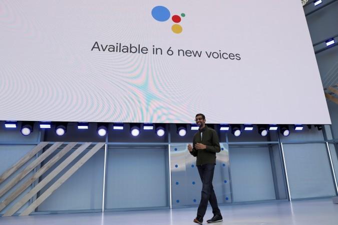 Google I/O 2018 Google Assistant