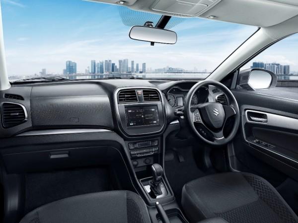 New maruti Suzuki Vitara Brezza