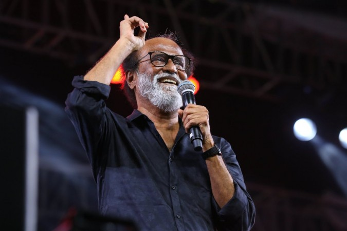 Rajinikanth at Kaala audio launch