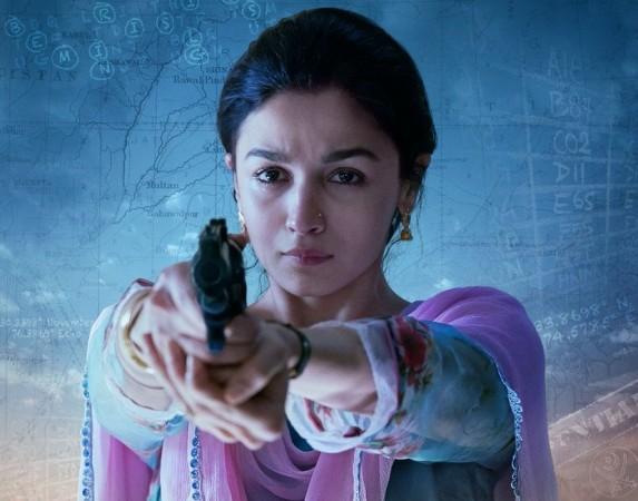 Alia Bhatt, raazi