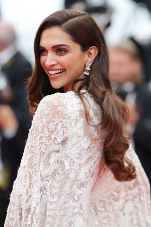 Deepika Padukone at Cannes film festival 2018