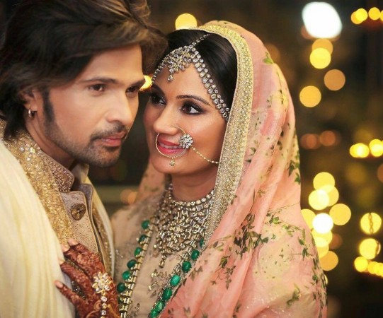 SHAADI MUBARAK! Himesh Reshammiya Ties The Knot With Sonia Kapoor!