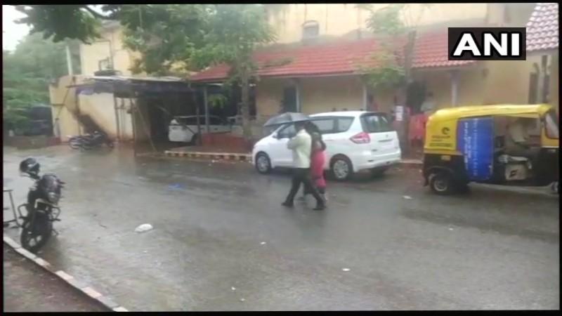 Hubli rains